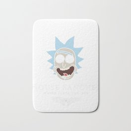 Rick And Morty Game Of Thrones House Sanchez Bath Mat