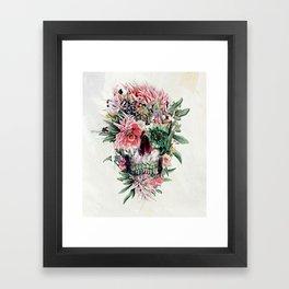Momento Mori Rev Framed Art Print