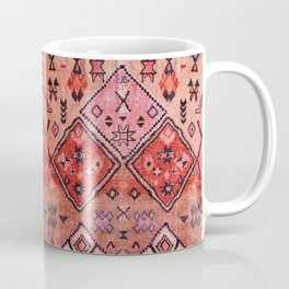 Epic Rustic & Farmhouse Style Original Moroccan Artwork  Coffee Mug