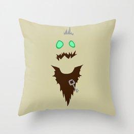 Fiddlesticks Throw Pillow