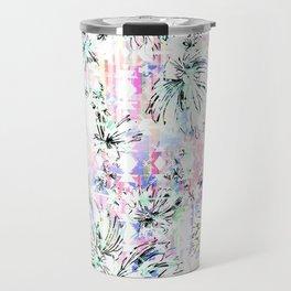 FLOWER VILLAGE Travel Mug