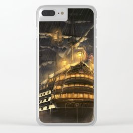 The Ship Clear iPhone Case