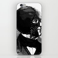 bdsm iPhone & iPod Skins featuring BDSM IX by DIVIDUS