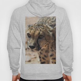 African Cheetah Hoody