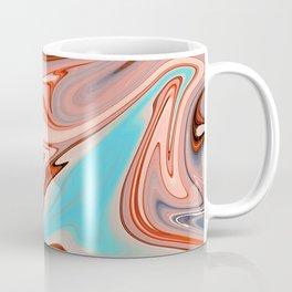 blue lava Coffee Mug