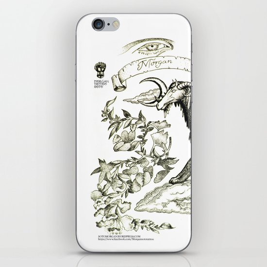 Ceballo iPhone & iPod Skin