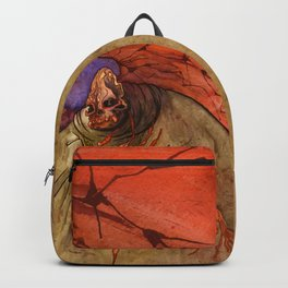Grandmother Death Backpack