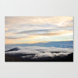 Haleakala Sunrise Pt. 3 Canvas Print