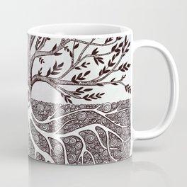 Tree of Life as above so below Coffee Mug