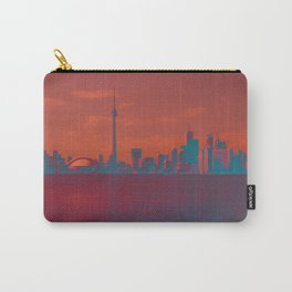 CN Tower skyline Carry-All Pouch