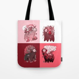 nature is love Tote Bag