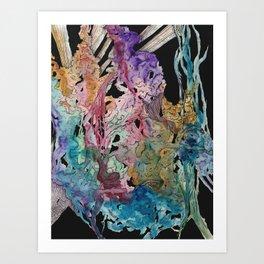 """Confusion"" Art Print"