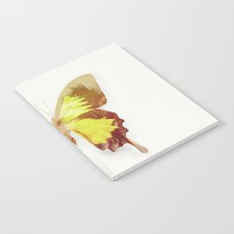 Tropical Butterfly Notebook