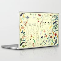 japan Laptop & iPad Skins featuring Japan by March Hunger