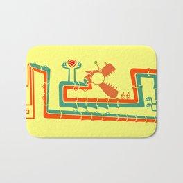 Fracktail Bath Mat