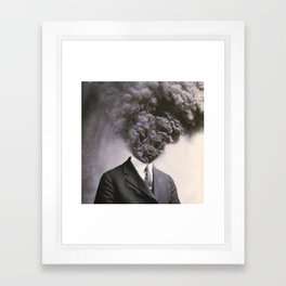 Outburst Framed Art Print