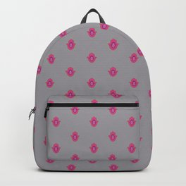 The Hamsa Palm Hand Meaning Backpack