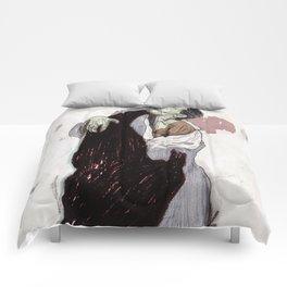 Fight. Comforters