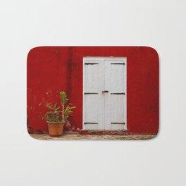 Door at the Fort Bath Mat