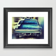 Guzzler Framed Art Print
