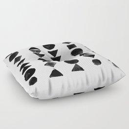 Geometry 3 Floor Pillow