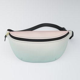Pristine Beach Gradient Fanny Pack