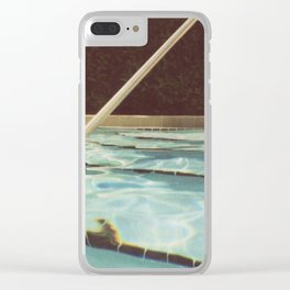 To Summer Clear iPhone Case