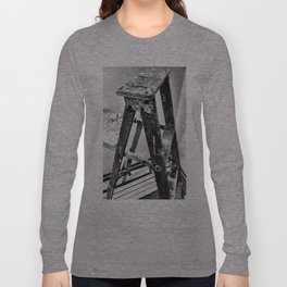 Painter's Ladder Long Sleeve T-shirt