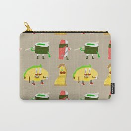 Feed Me- character pattern Carry-All Pouch