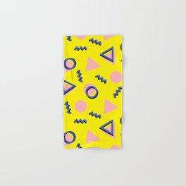 Memphis pattern 62 Hand & Bath Towel