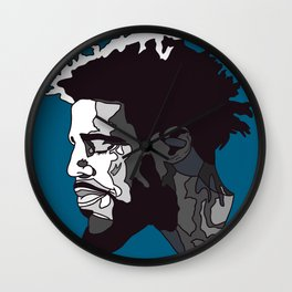 J. Cole Wall Clock