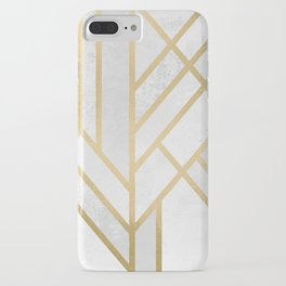 Art Deco Geometry 2 iPhone Case