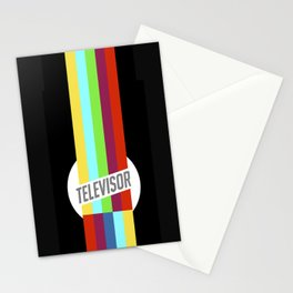 Televisor  Stationery Cards