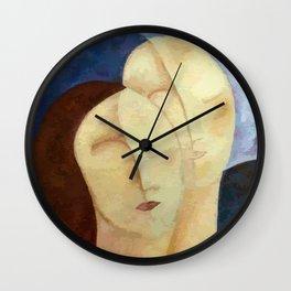Unidos (United) Wall Clock