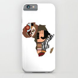 African Unification iPhone Case