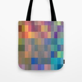 Imperfect Rectangles Tote Bag