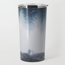 Lost in the forest Travel Mug