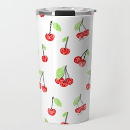 Cherries series Travel Mug