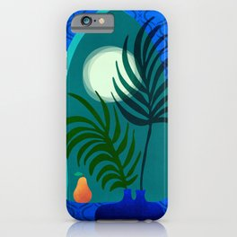 Gothic Tropics / Tropical Night Series #6 iPhone Case