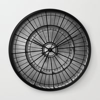 architecture Wall Clocks featuring Architecture by Killick