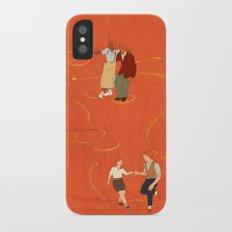 Sing, sing, sing! Slim Case iPhone X