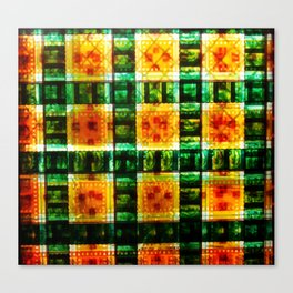 Tejido 35mm  Canvas Print