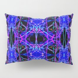 Bright Lights and City Nights Pillow Sham