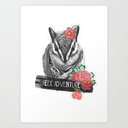 gangsta Art Print