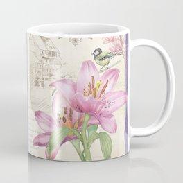 Macro Flower #14 Coffee Mug