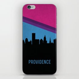 Providence Skyline iPhone Skin