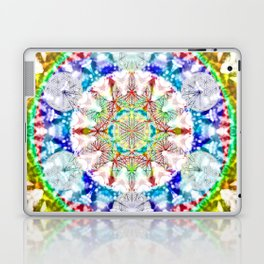 Within - The Sacred Geometry Collection Laptop & iPad Skin
