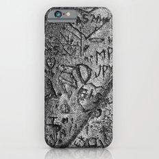 Testimonies Slim Case iPhone 6s