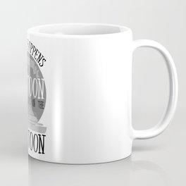Pontoon Boat Coffee Mug