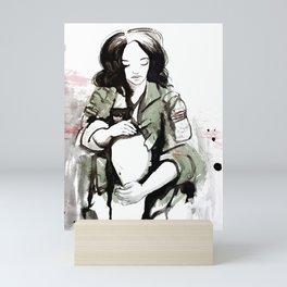 Protect Mini Art Print